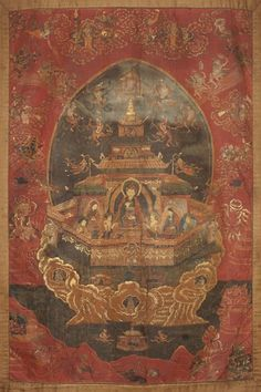 Padmasambhava - Pure Land (Copper Coloured Mountain) (HimalayanArt)