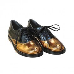 Chrissy Brogues <span>Copper</span>