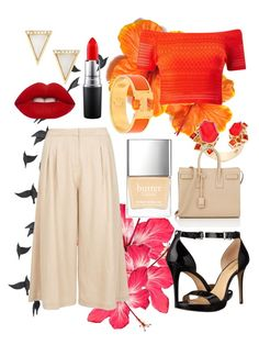 """I am seeing big cities this summer!"" by shivaevangelica on Polyvore featuring Jayson Home, Dorothy Perkins, MICHAEL Michael Kors, Miss Selfridge, Butter London, Lime Crime, MAC Cosmetics, Hermès, Panacea and Stephen Webster"