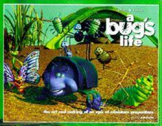 The Art of A Bug's Life