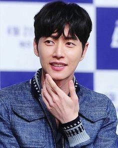 170418 Park hae jin ❤❤ Man To Man Press conference