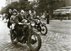 Robert Doisneau, 1953, Paris