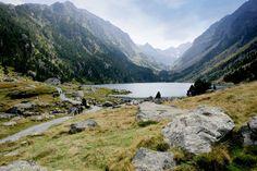 Der Fernwanderweg GR10 führt mitten durch die Pyrenäen