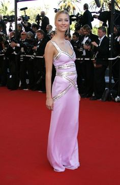 Beatrice attends the Cannes Film Festival