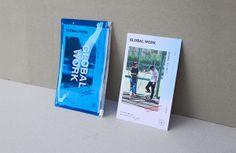 Global Work 2013 SS by THINGSIDID , via Behance