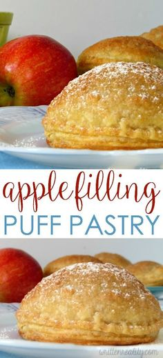 Apple Filling Puff Pastry : This easy Apple Pie Puff Pastry recipe is a super easy dessert filled with a sweet filling and dusted with cinnamon and sugar for the perfect treat.