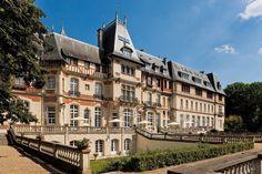 Dagaanbieding: Verblijf 3 dagen in een prachtig kasteelhotel in het Franse <b>Chantilly</b> incl. uitgebreid ontbijtbuffet