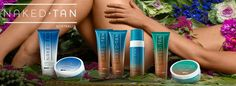 naked tan retail products - Google Search