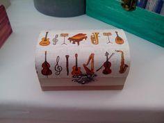 Caja música