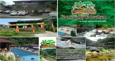 Wisata kampung karuhun eco green park sumedang