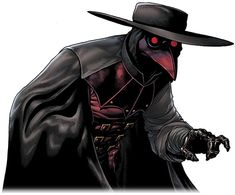 Merrymaker - League of Anarchy Dnd Characters, Fantasy Characters, Character Concept, Character Art, Plague Mask, Plague Dr, Plauge Doctor, Bird Masks, Scary Monsters