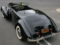 1937 Cord 812 - rvlT