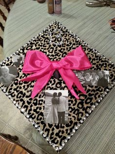 clever college graduation caps - Google Search  I just like the picture idea on the cap