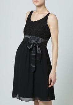 Für festliche Anlässe während der Schwangerschaft. Noppies MALIN - Cocktailkleid / festliches Kleid - black für 59,95 € (15.04.17) versandkostenfrei bei Zalando bestellen.