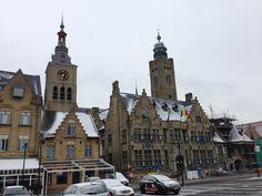 """Diksmuide in West-Vlaanderen, """" 't Withuis"""", B & B - tip van ANWB - http://www.withuisdiksmuide.be/"""