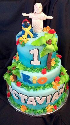 Rio cake!