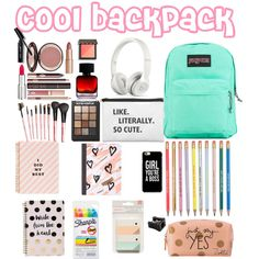A fashion look from August 2016 featuring Beats by Dr. Dre, JanSport backpacks and Caso tech accessories. Browse and shop related looks.