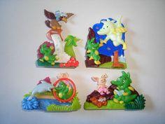 Kinder surprise 3D PUZZLE TABALUGA DRAGON SOMMER 2000