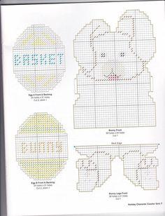 Holiday Character Coaster Sets  5
