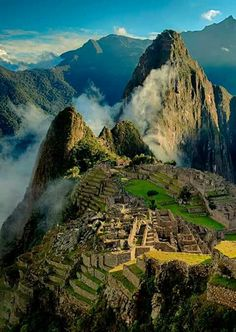 Want to travel to Peru? GoToPeru offers a variety travel packages all over Peru. Call one of our offices today to start planning your Machu Picchu trip! Machu Picchu Travel, Lonely Planet, Best Honeymoon Destinations, Romantic Destinations, Peru Travel, Photos Voyages, Beautiful Places To Visit, Wonderful Places, Abandoned Places