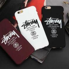 iPhone7/7 plus ケース ステューシーStussy ハード iPhone6s plusケース ジャケットケース ブランド オシャレ 芸能人愛用…