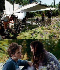 The Twilight Saga: Eclipse , 2010. Cinematographer: Javier Aguirresarobe