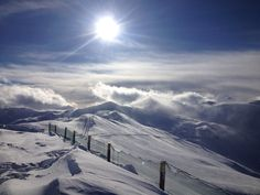 Livigno, Italy- one of the most impressive spots for snowboarding