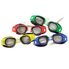 Goggles, Masks & Snorkels