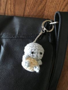 Tiny Adorable Pokemon Crochet Squirtle Keychain //Geek // Gifts For Him // Gifts…
