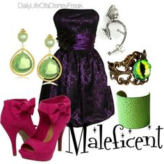 Sleeping Beauty Maleficent