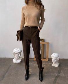 Winter Fashion Outfits, Work Fashion, Fall Outfits, Workwear Fashion, Trendy Fashion, Fashion Tips, Mode Outfits, Office Outfits, Office Wardrobe