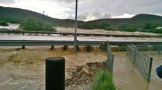 laingsburg floods south africa, January 2014