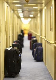 Packing a suitcase for a cruise ship can be a stressful endeavor.