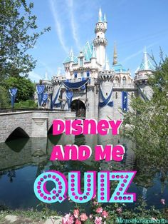 A fun #Disney Quiz to see how well your family and friends know your #DisneySide! This is great to pass the time in line at Disney or getting excited for a Disney trip!