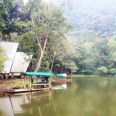 The hidden paradise in Puncak, Bogor  Telaga Warna, Puncak, Jawa Barat