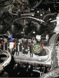 1111tr 22+1982 Chevy K5 Blazer Ls Engine Swap+fuel Injector Clips