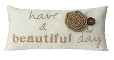 Decorative Rectangle Throw Pillow, 14 x 7-Inch, Beautiful... http://www.amazon.com/dp/B016PZJRR0/ref=cm_sw_r_pi_dp_z9xhxb1PD3TXJ