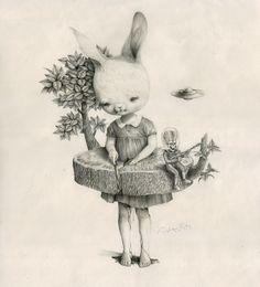 Menyayat Urat (drawing)