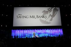 D23 Expo: Saving Mr. Banks will be in theaters Christmas 2013 I AM SO EXCITED ABOUT THIS!!!!!! I went and looked up the trailer and now I cannot wait!