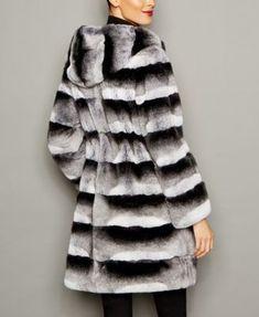 ead892da4f015 The Fur Vault Rex Rabbit Fur Coat  3