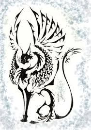 Image result for tribal cat tattoo