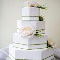 Octagon Wedding Cakes