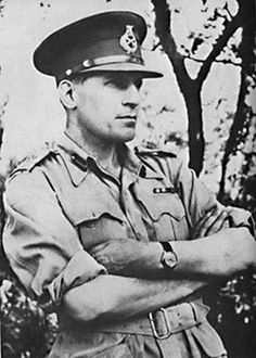 Part I. Major General Orde C. Wingate (1903 - 1944) He was an advocate of…