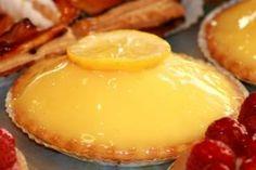 Découvrez cette recette de Tarte au citron expliquée par nos chefs