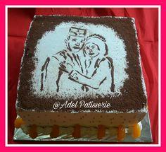 Couple Cake 24 Juli '17