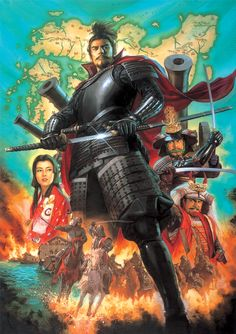 """""""Nobunaga's ambition"""" Warmaster Nobunaga of Karanoteikoku. He's long been an outspoken opponent of the Crown, seeking to overrule the crown many times often with the help of the System LORDS or a lesser entity. His political disturbance threatens civil war."""