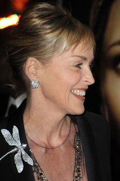 "Sharon Stone was born on March 10, 1958 in Meadville, PA. She is 5'9"" tall."