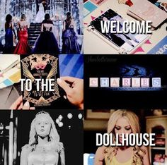 Pretty Little Liars Welcome to the dollhouse