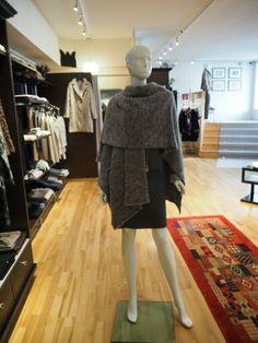 Mehr als nur Mode! Marc Cain, High Neck Dress, Rock, Outfits, Dresses, Fashion, Fall Winter, Jackets, Turtleneck Dress