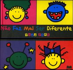 Não faz mal ser diferente